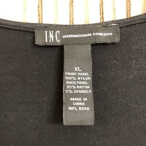 INC International Concepts Tops - INC Sequined Blingy Party Tank 💃🏻